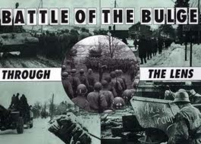 Battle of the Bulge is concluded