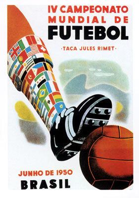 Mundial Brasil 1950