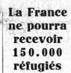 Les Refugiés