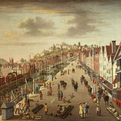 Economía y Sociedad de los Siglos XVIII y XIX timeline