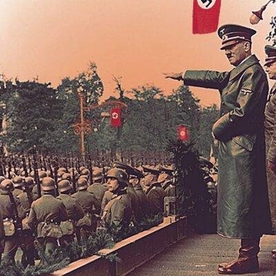 Segunda Guerra Mundial Brisa timeline