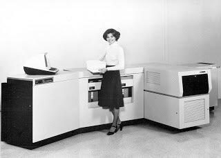 Xerox 9700 Electronic Printing System