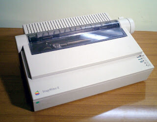 Apple Computer – ImageWriter