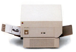 Apple Computer – LaserWriter