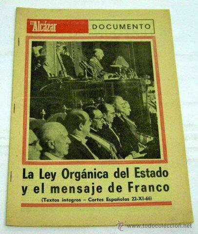 Ley Orgánica del Estado