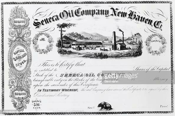 SENECA OIL COMPANY