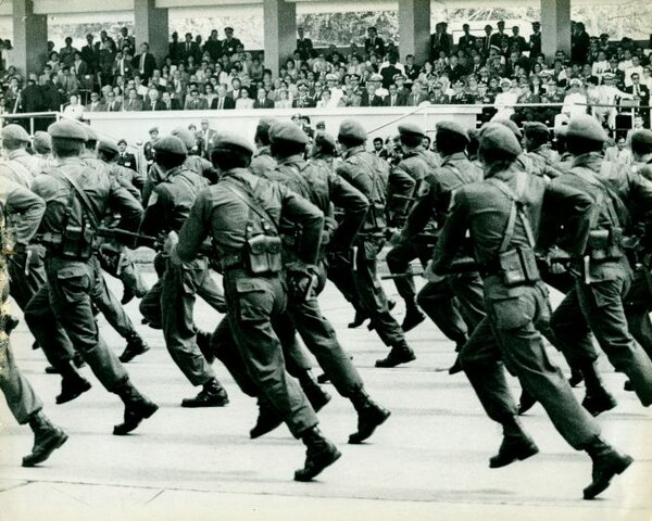 Aprobación de la Ley de Criterios Básicos de la Defensa Nacional