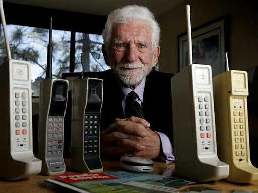 El primer teléfono móvil