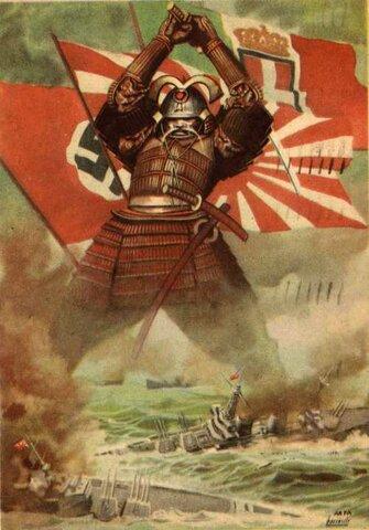 Japón ataca a Indochina