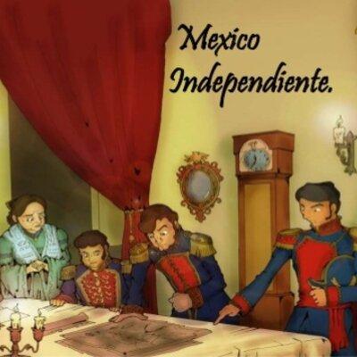 Relaciones internacionales en México Independiente timeline