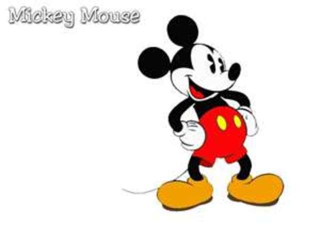 Mickey Mouse - Walt Disney