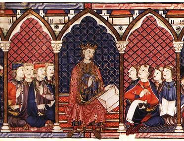 Surge la escuela monástica medieval