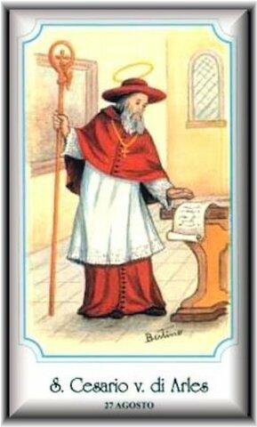 Surge la Regla de San Cesáreo
