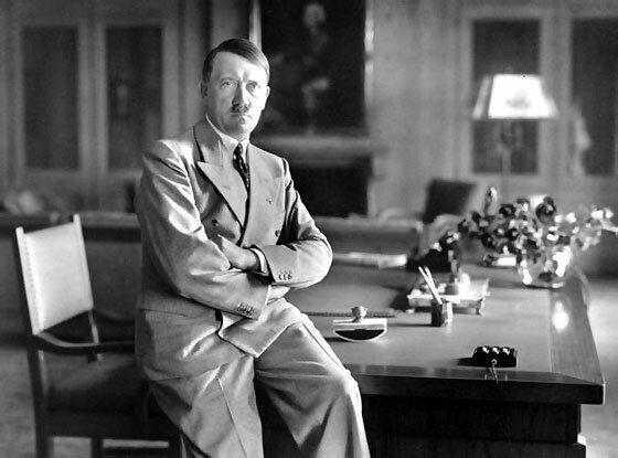 Adolf Hitler (1889- 1945)