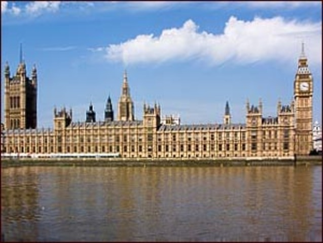 English Parliment Established