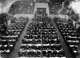 Alemania fue admitida en la Sociedad de Naciones