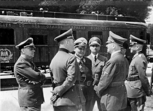 Armisticio franco-alemán