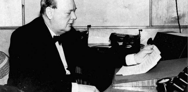 Discurso de Churchill