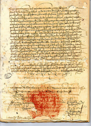 Es creen les Leyes de Burgos.