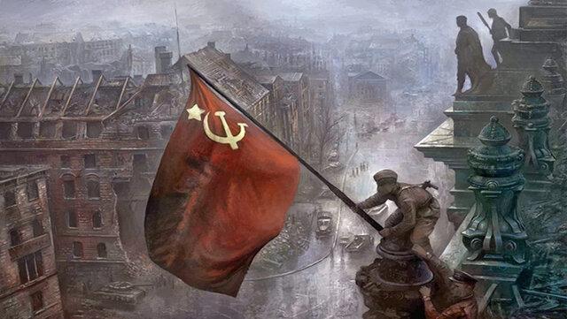 Ejército rojo en Berlín