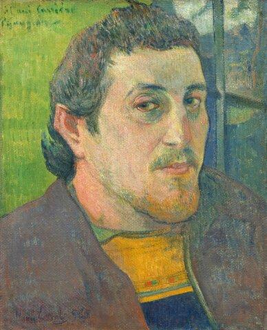 Eugene Henri Paul Gauguin (1848-1903)