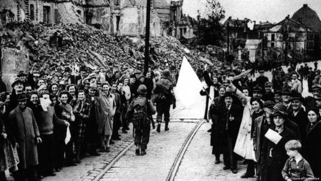 Ocupación de Alemania
