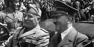 Dictadura de Mussolini en Italia