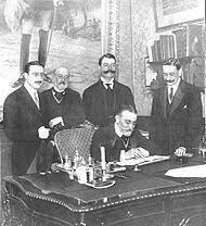 Reconocimiento de la independencia del Protectorado de Marruecos