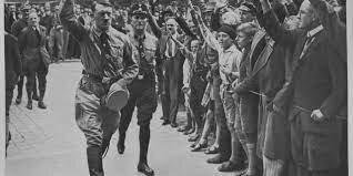 Dictadura de Hitler en Alemania