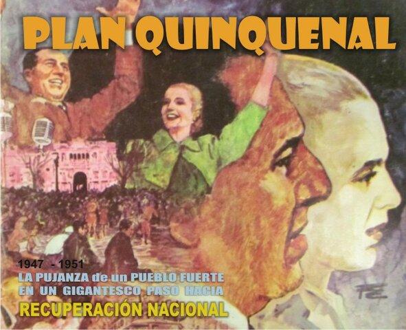 primer Plan Quinquenal 1947-1951