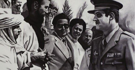 Tratadod e Madrid y entrega del Sahara español a Marruecos y Mauritania