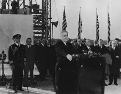Declaración de neutralidad en la Segunda Guerra Mundial