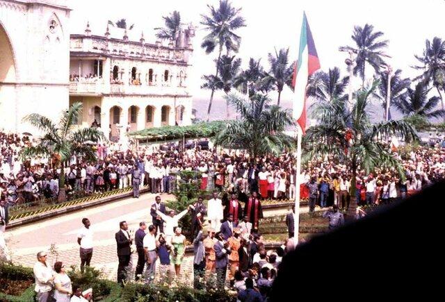 Independencia de Guinea Ecuatorial