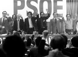 Legalización del PSOE