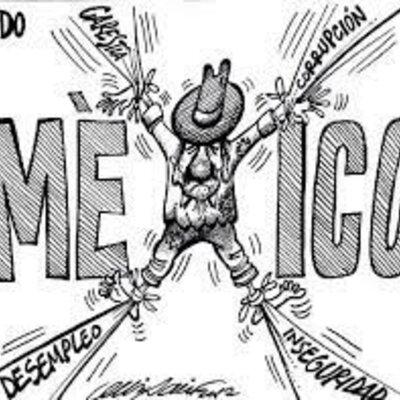 Estado Neoliberal en México timeline