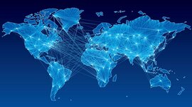 История интернета timeline