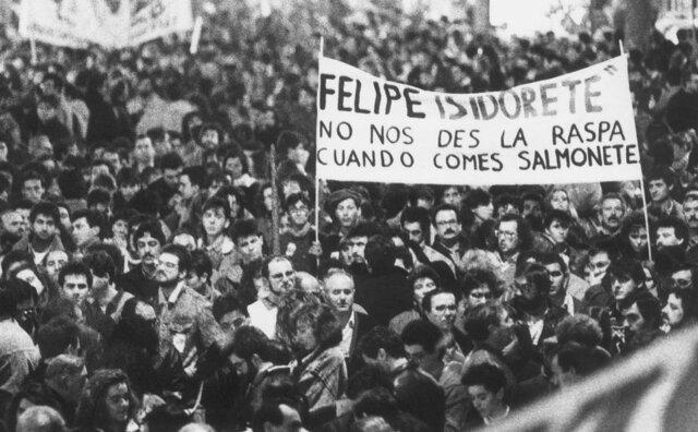 Huelga general de 1988