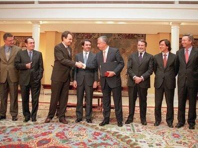 Pactos Antiterroristas de la Mesa de Madrid