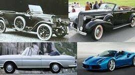 historia de los automoviles timeline
