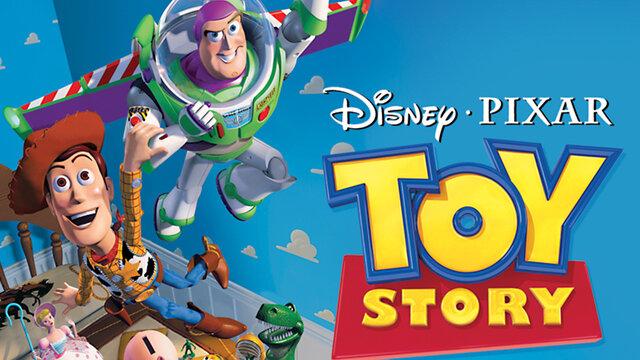 Der erste Film in 3D-Animation