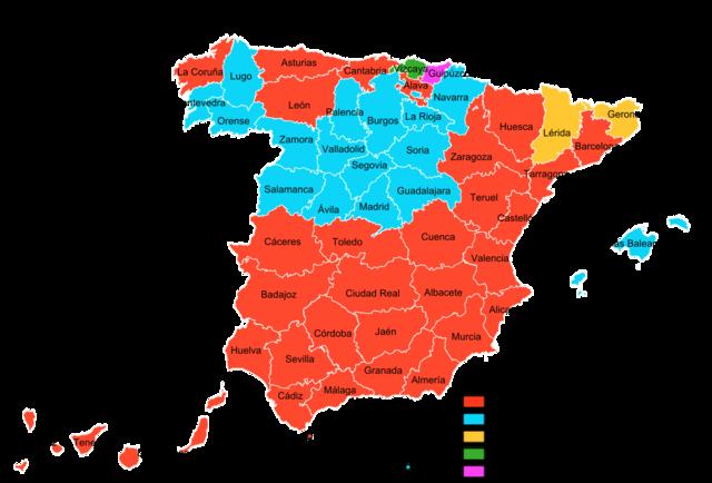 Elecciones de 1989