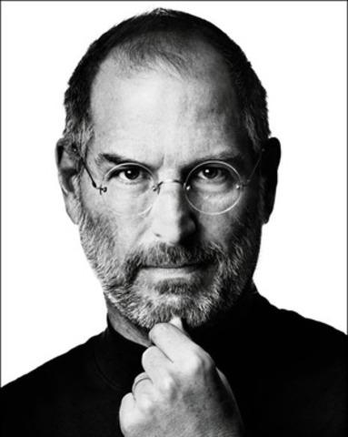 Steve Jobs was born