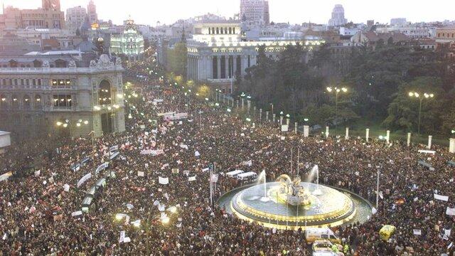 Manifestación Mundial
