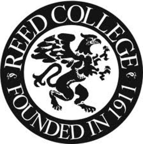 Steve enrolled at Reed College