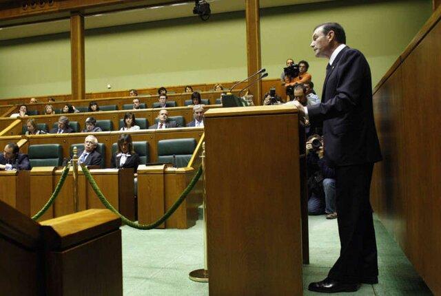 Plan Ibarretxe o Propuesta de Estatuto Político de la Comunidad de Euskadi