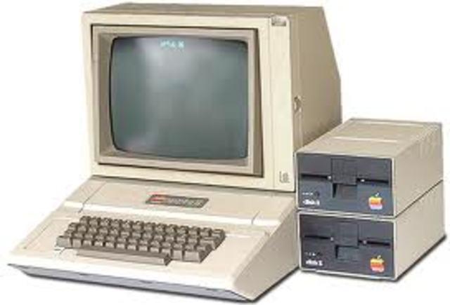 Apple II was released