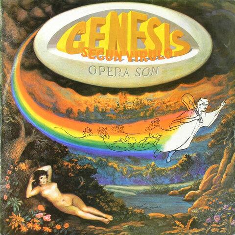 [Grabación Sonora] - Génesis según Virulo.