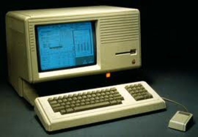"""The """"Lisa"""" Computer was released"""