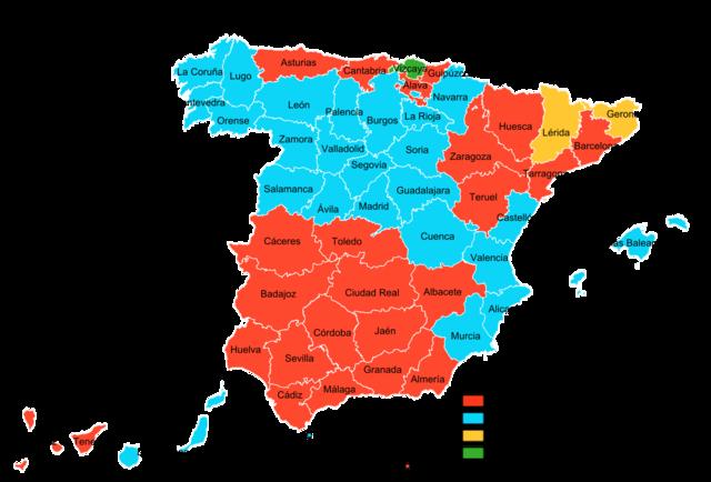 Elecciones de 1993