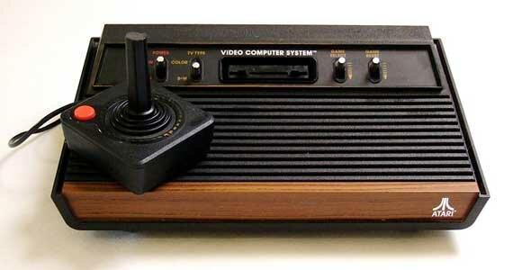 La consola Atari 2600